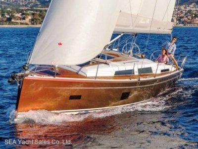 Hanse 388 Really Well Equipped - Save Euro 21,500+