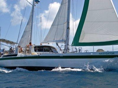 Mikado 56 Ketch Bluewater Cruiser