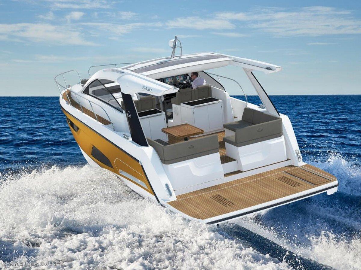 Sealine S430 Performance & Comfort - Save Euro 53,170