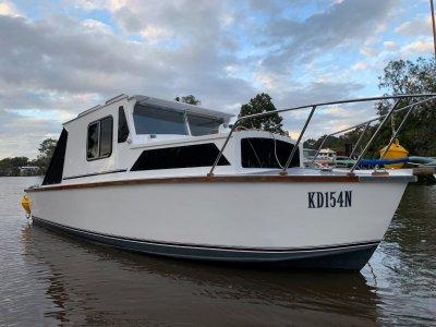 25 Custom Wooden Cruiser