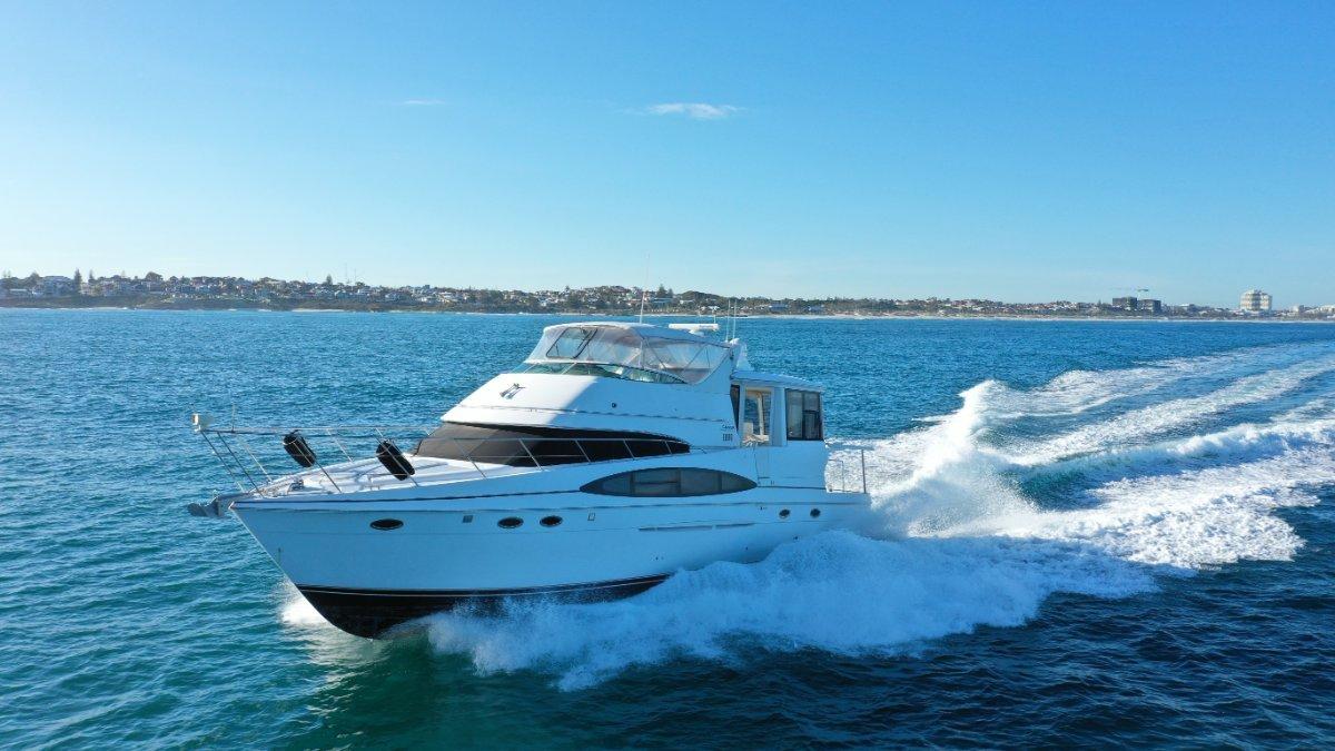 Carver 564 Motor Yacht 56ft | Ultimate Family & Leisure Vessel
