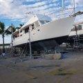 Bruce Roberts 42 Flybridge cruiser