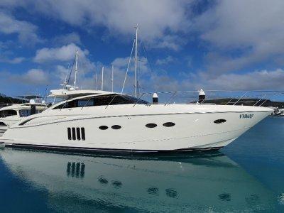 Princess V62 Sports Yacht