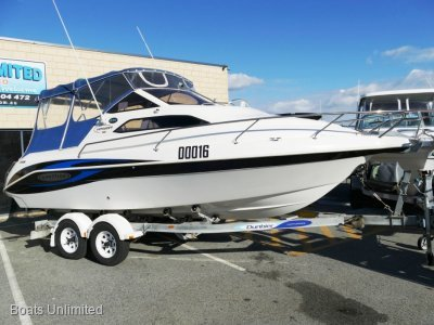 Whittley Voyager 580 FAMILY ROTTO CRUISER- Click for more info...