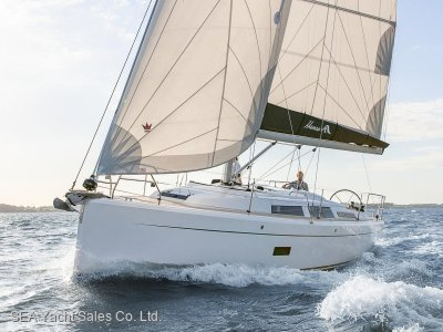 Hanse 348 Loaded with Extras - Save Euro 10,400