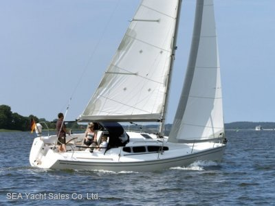 Dehler 29 Loaded with Gear - Save Euro 5000+