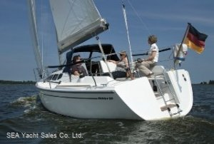 Dehler 29 Loaded with Gear - Save Euro 6050