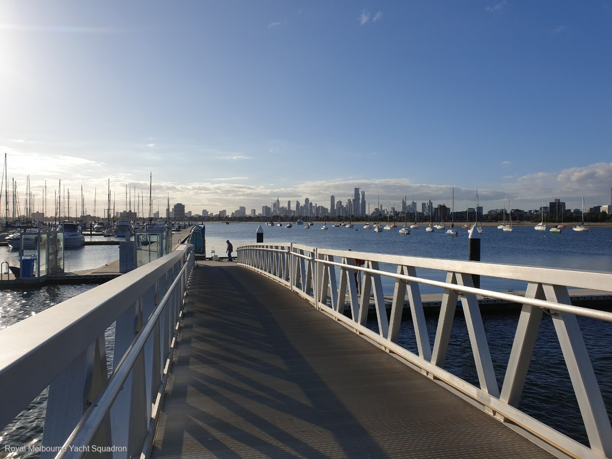 Casual Berths at RMYS | Iconic St Kilda Location