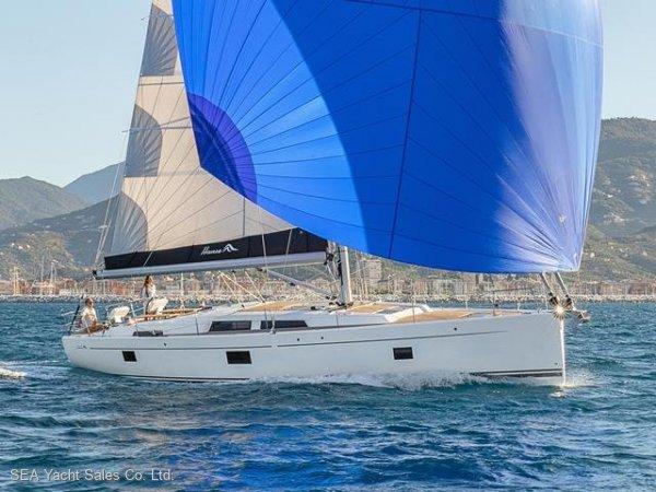 Hanse 508 All Rounder - Save EUR 25,100