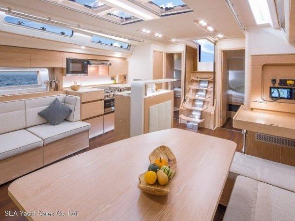 Hanse 588 Long Passage Save EUR 39,450