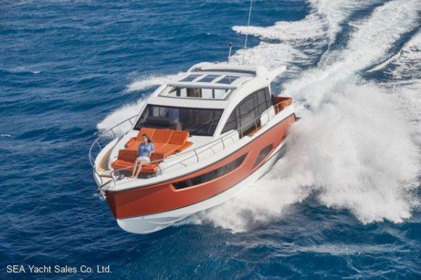 Sealine C430 SUN DIVA Save EURO 53,153