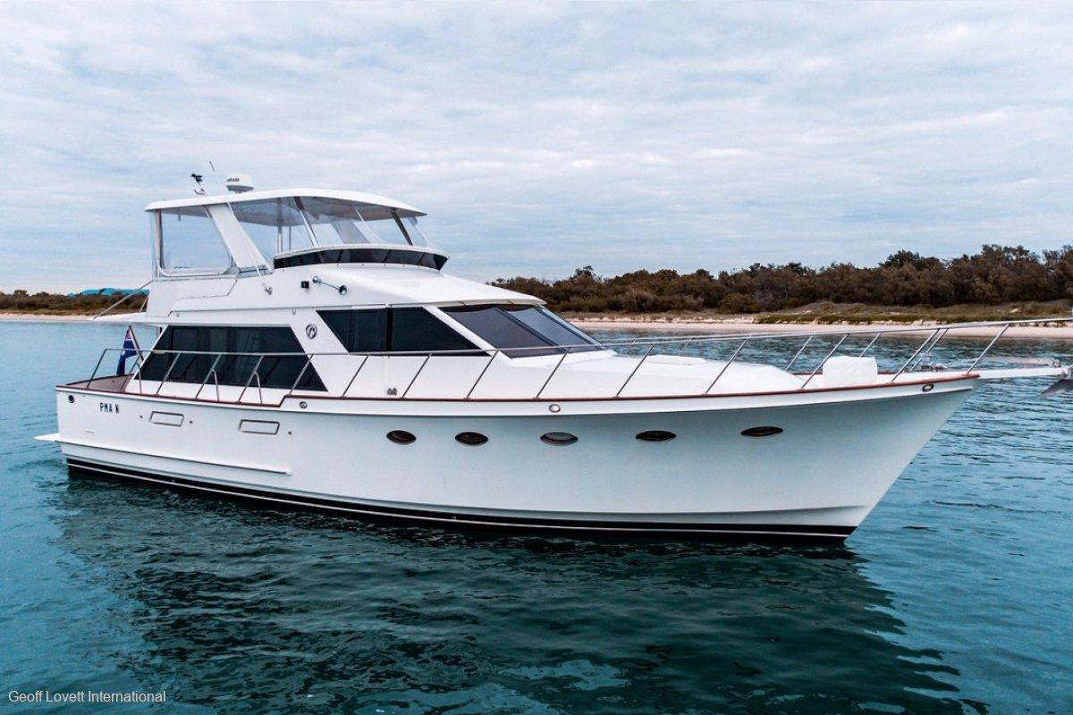 Ocean Alexander 49 Flybridge Motor Yacht