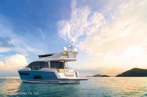 Sealine F430 Luxury and Performance Save EUR 54000