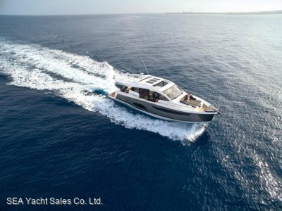 Sealine C530 Loads of Extra Features - Save EUR 74,000