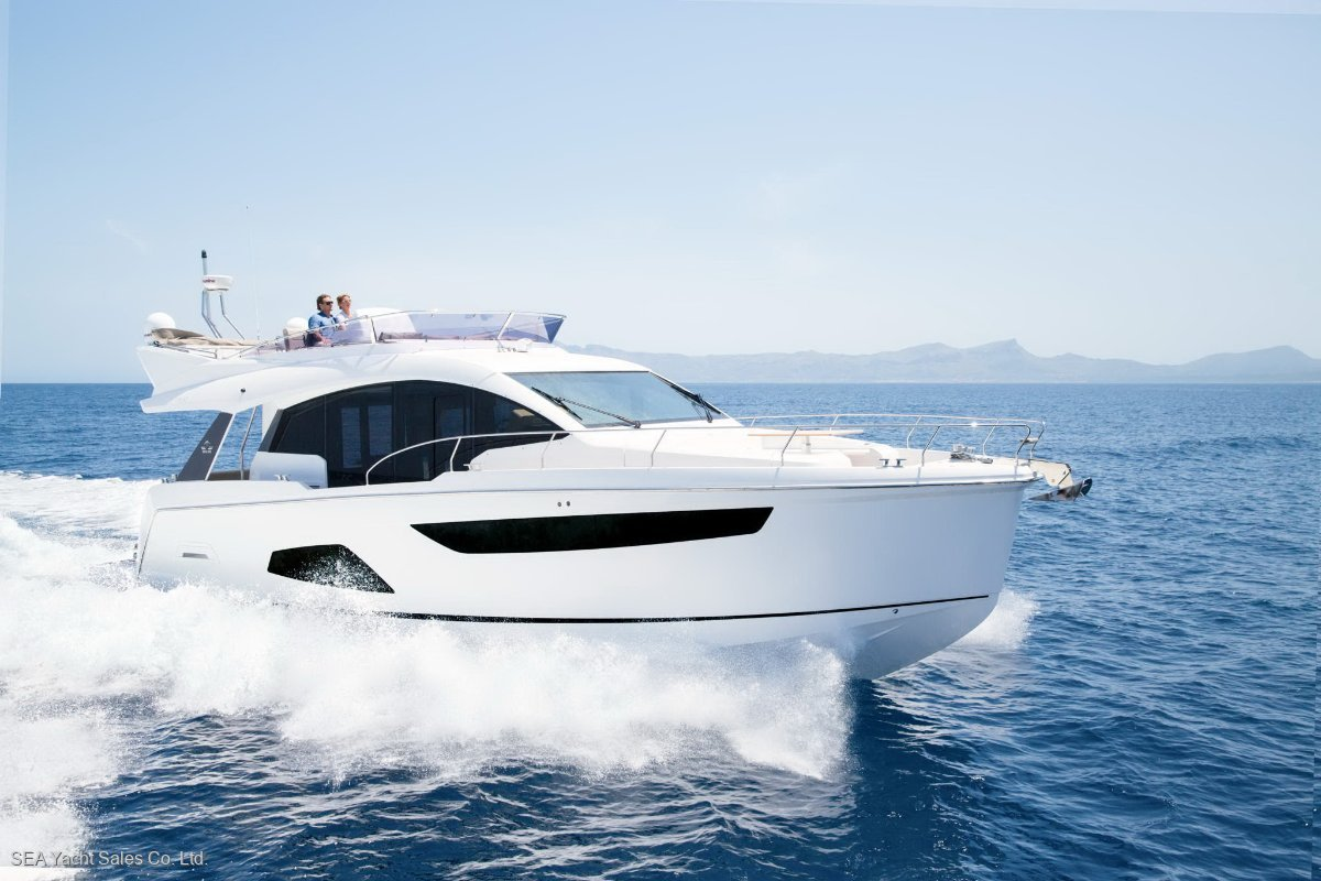 Sealine F530 LUXURY Save EUR 29,993