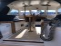 Joubert Emu 55:Engine room, drive shaft