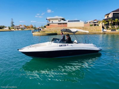 Sea Ray 220 Sundeck Including trailer!- Click for more info...