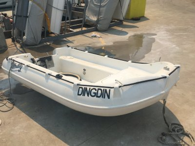 Whaly 2.7 Great Poly dinghy tender little use can deliver
