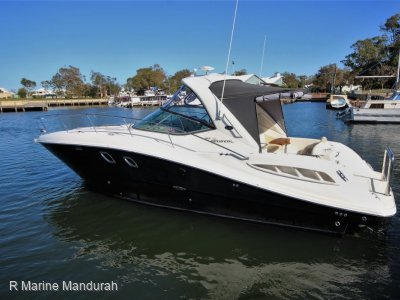 Sea Ray 355 Sundancer 2008 MODEL LAUNCHED IN 2009 IMMACULATE **$154900**