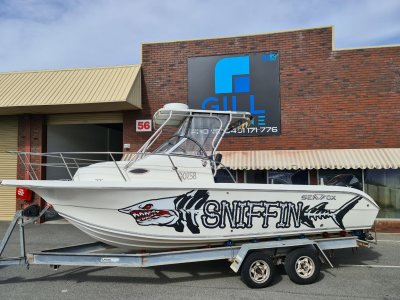 Sea Fox 257 Walkaround AWESOME OFFSHORE FAMILY // FISHING BOAT FORSALE