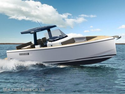 Fjord 38 Open Loaded with Options - Save Euro 25,390+