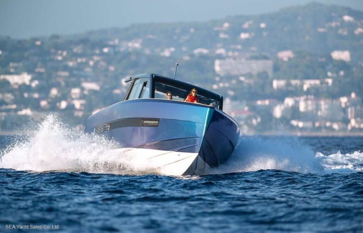Fjord 44 Coupe Loaded with Equipment Save Euro 53,000+