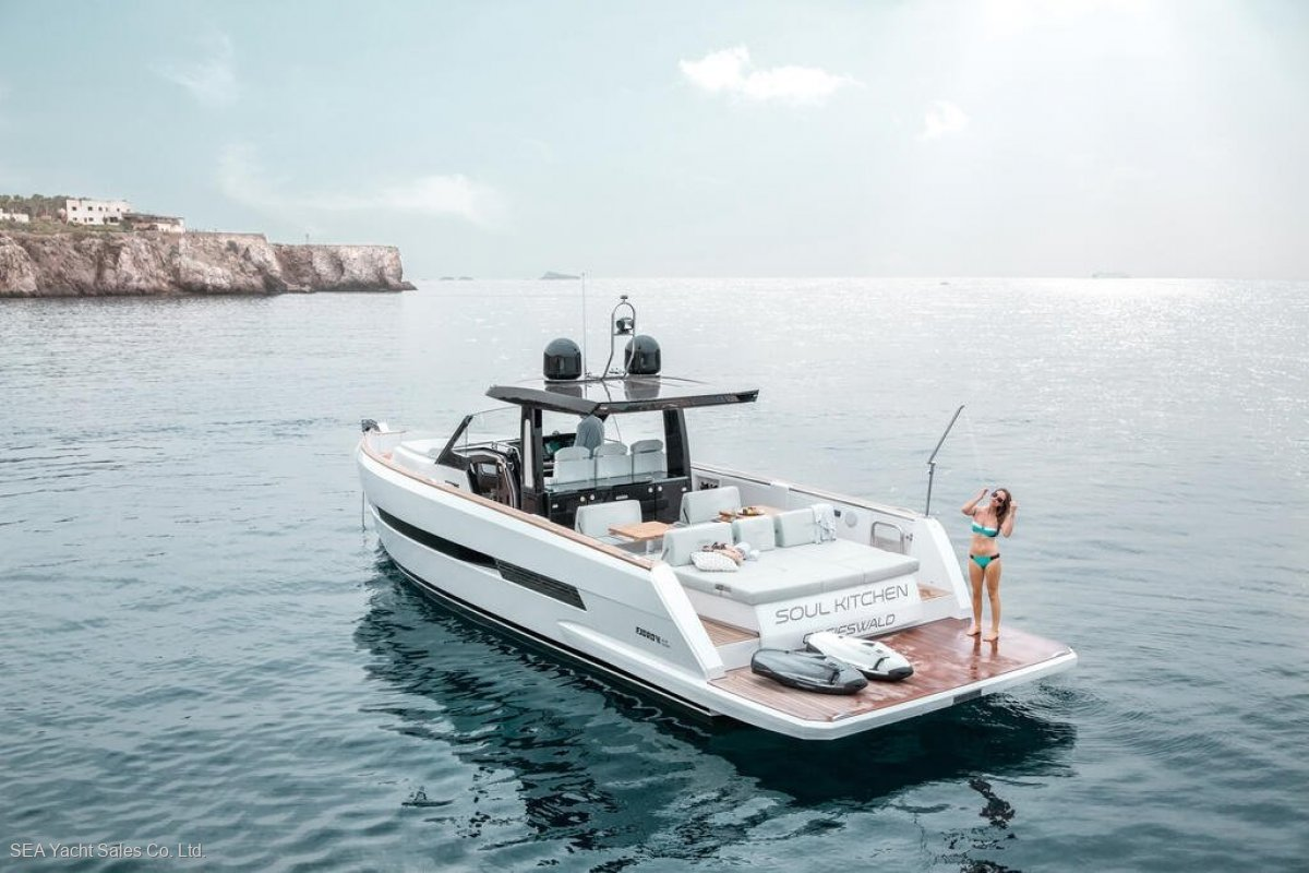 Fjord 44 Open LOADED WITH EXTRAS - SAVE EURO 48,395