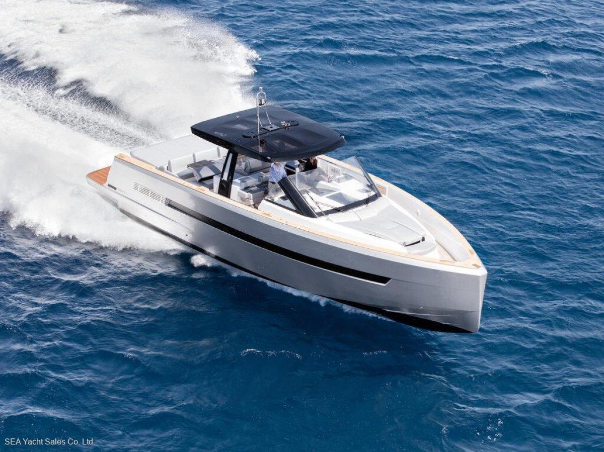 Fjord 52 Open Luxury & Performancs - Save Euro 104,600