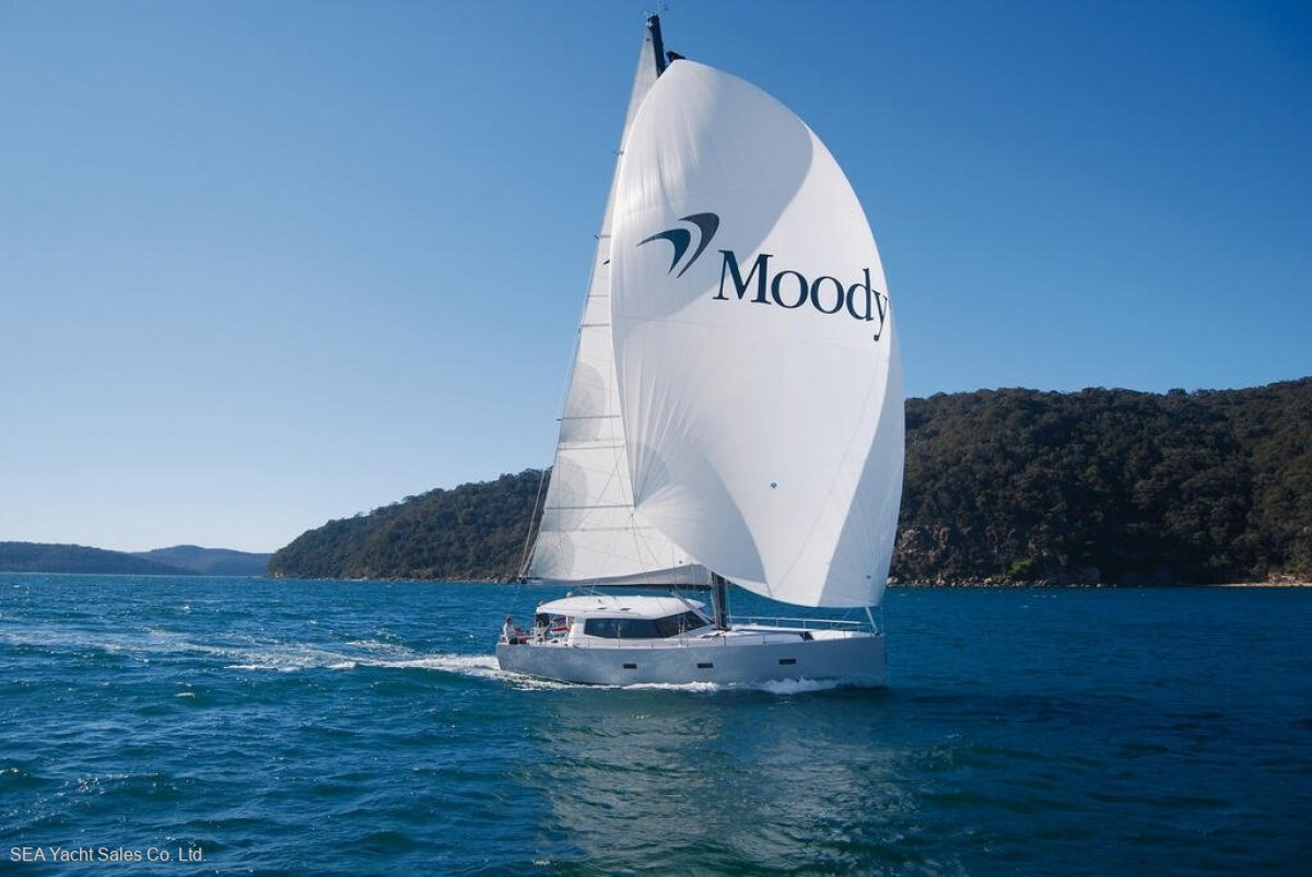 Moody 45DS Loaded with Extras - Save Euro 19,600