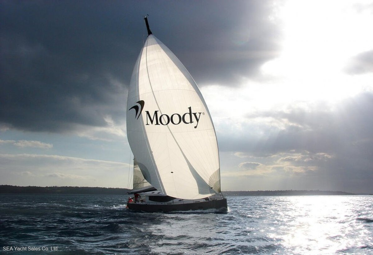 Moody 45DS Long Range - Save Euro 20,440