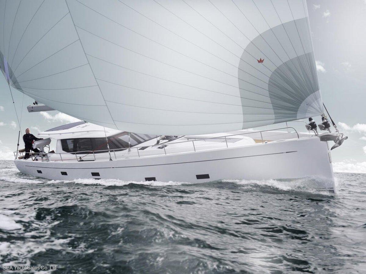 Moody 54DS Elite - Save Euro 55,300