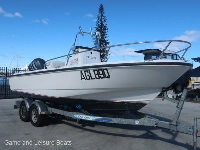 Boston Whaler 190 Outrage - 2005 MY