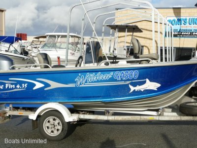 Bluefin 4.35 Wildcat GREAT FISHING BOAT