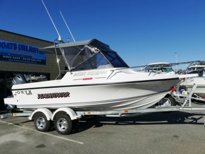 Baron Outrider 2020 Sportsfisherman SOLD.. SOLD... SOLD... ANOTHER JUST INTO STOCK