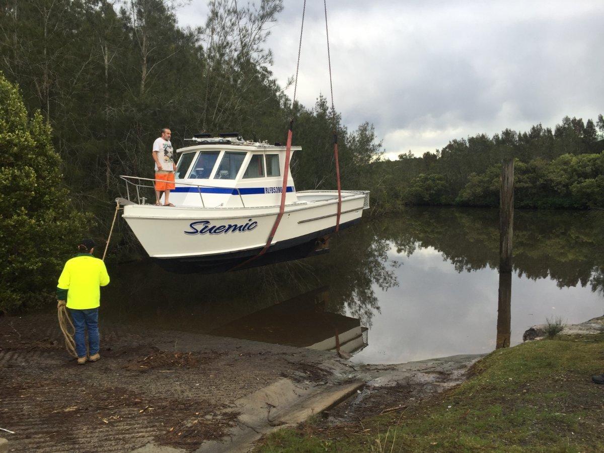 KB 30ft Fishing Vessel *FULL REFIT & IN SURVEY*