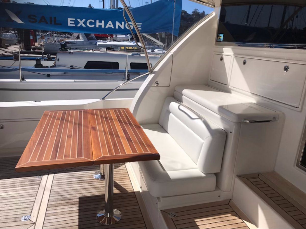 Riviera 52 Enclosed Flybridge Stunning, like new and ready now(sistership photo)