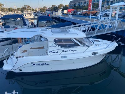 Arvor 700 Weekender- Click for more info...