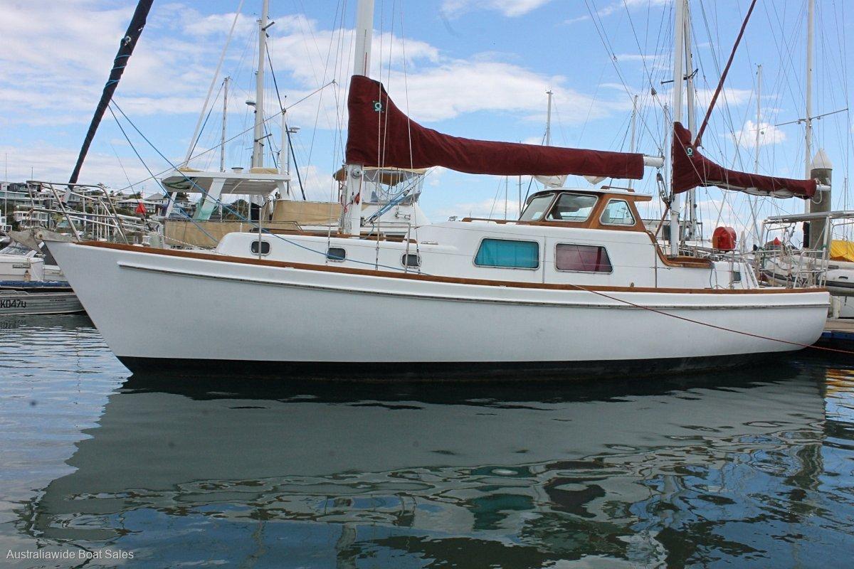 Seven Seas 37 Ketch