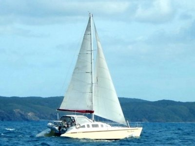 Simpson 43 Sailing Catamaran