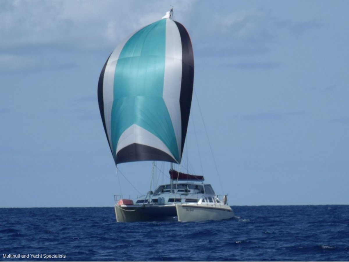 Simpson 43 Sailing Catamaran