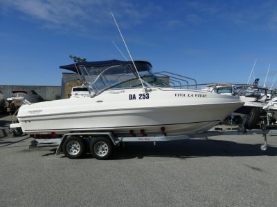 Commodore All Rounder 670 BEST DECK SPACE BEST ALL ROUNDER