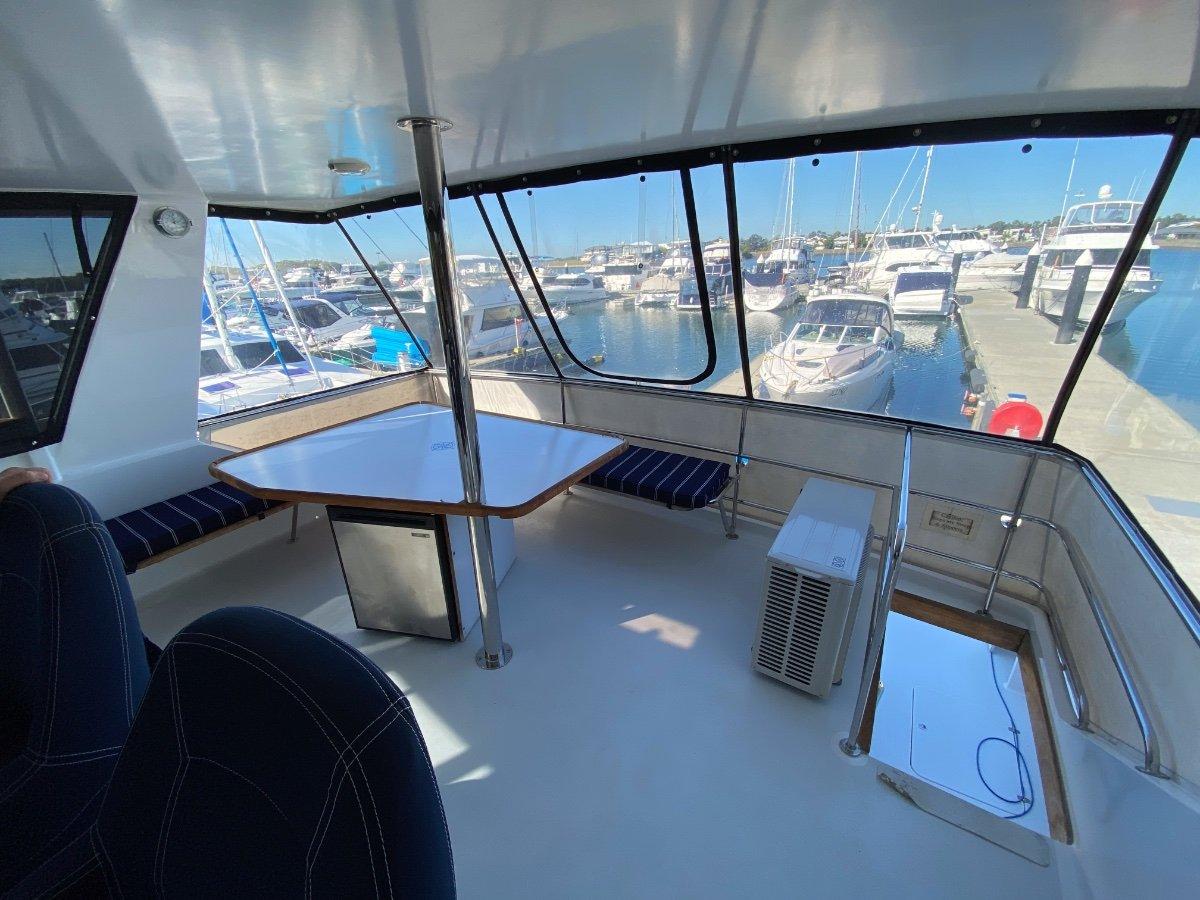 Leopard Catamarans 45 Fuel Efficient Power Catamaran