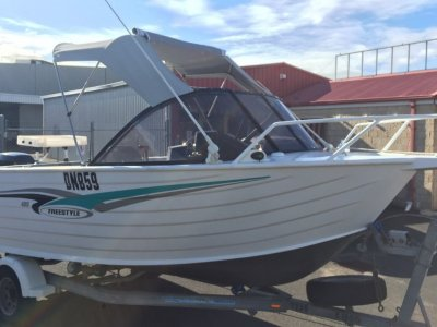 Trailcraft 485 Freestyle - 2004