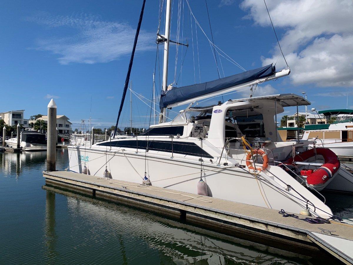 Perry 43 Catamaran Highline 1/5 Share
