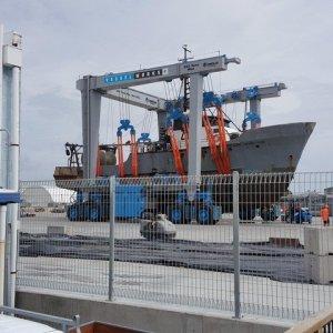 30m Steel Trawler