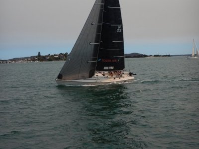 Adams 10.6 Lift keel