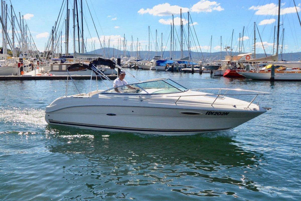 Sea Ray 215 Weekender VERSATILE CRUISER IN EXCELLENT CONDITION