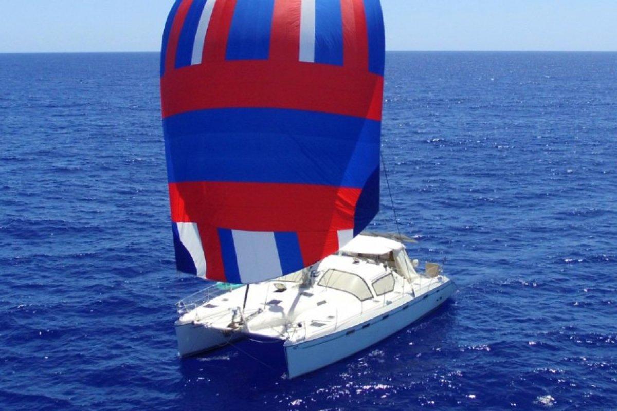 Privilege 465 Easy Cruise