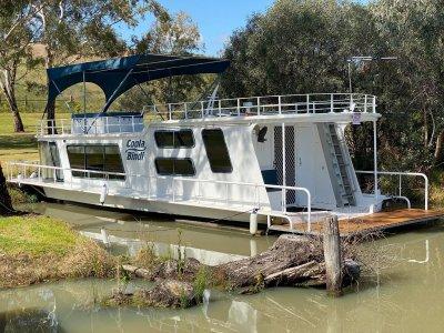 'COOLA-BINDI' Contemporary Riverboat