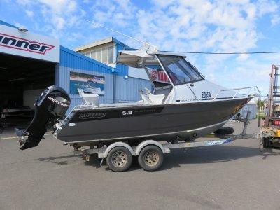Surtees 580 Gamefisher